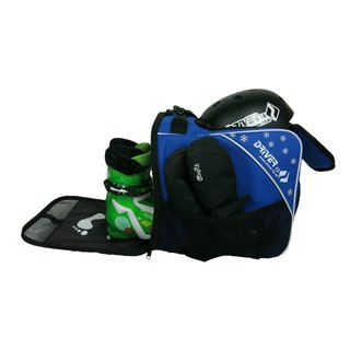 Driver13 Kids Combi Ski Boot Bag blue