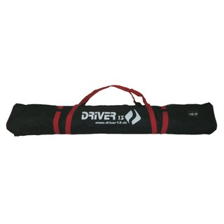Driver13 ski bag 160 cm black-red