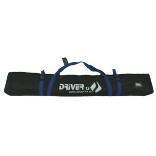 Driver13 ski bag 185 cm black-blue