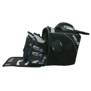 Driver13 Combi ski boot bag with helmet compartment...