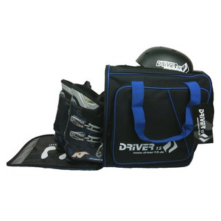 Driver13 ski boot bag with helmet compartment and...
