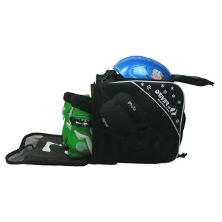 Driver13 Kids Combi Ski Boot Bag black