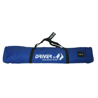 Driver13 ski bag 120 cm for kids (also snowblades and bigfoots) blue