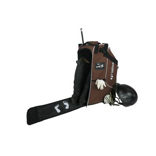 Driver13 Riding Boot Bag Deluxe brown
