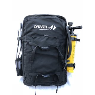 Driver13 Kitesurf Spare Backpack
